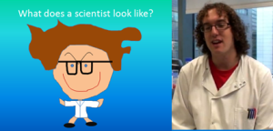 scientist stereotype and nick